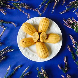 La recette des madeleines sans gluten de Céliane - Et voilà le résultat ! ©Because Gus