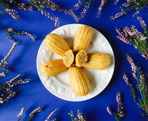 La recette des madeleines sans gluten de Céliane ©Because Gus