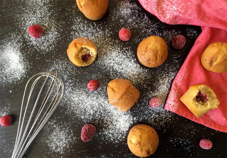 La recette des mini muffins sans gluten de Céliane ©Because Gus