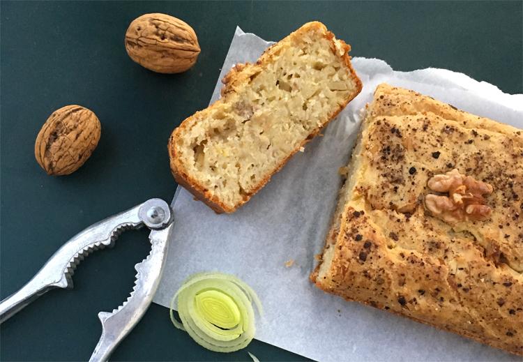 Et si on faisait un cake sans gluten d'automne ?! ©Because Gus