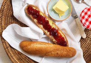 Les nouveautés sans gluten de Genius ! Enfin une baguette ! ©Genius Sans Gluten