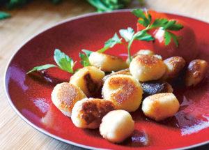 Gnocchis sans gluten, comment les réussir ! ©Frédérique Barral