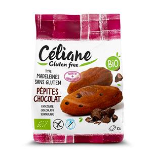 Gagnez des madeleines et muffins avec Céliane ! - Les madeleines pépites de chocolat ©Céliane