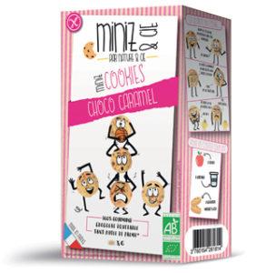 Nature & Cie lance les Miniz & Cie sans gluten et bio ! Les Miniz & Cie cookies ©Nature & Cie