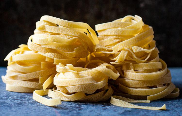 Par quoi remplacer les pâtes de blé ?! ©Heather Gill