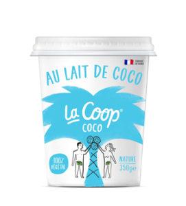 Avalanche de yaourts sans lactose ! ©La Coop Coco