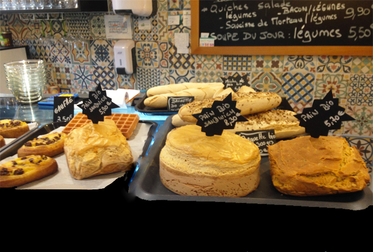 M'zelle Sans Gêne - 100% sans gluten à Strasbourg