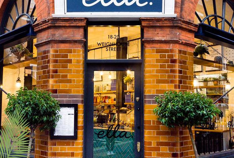 Deliciously Ella - sans gluten à Londres