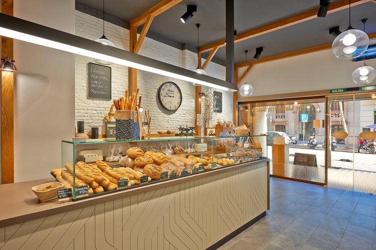 Amiette - boulangerie 100% sans gluten à Barcelone