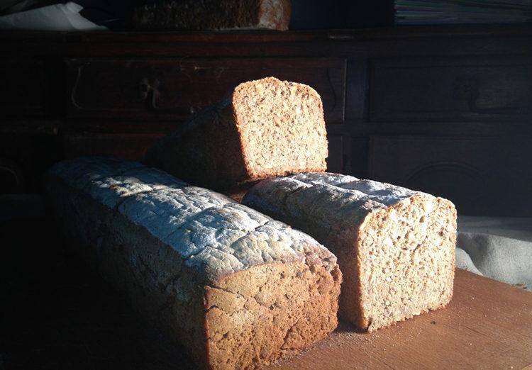 Pain Bio de Grosheny - sans gluten dans l'Ouest de la France