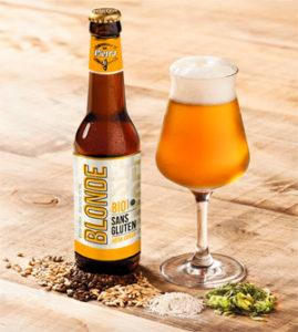 Et une bière sans gluten s'il vous plaît ! ©Brasserie Pietra