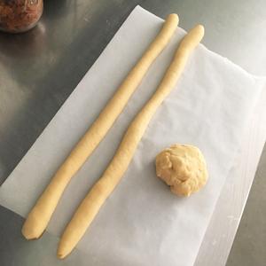 Les ingrédients de la brioche tressée sans gluten et sans lactose ©Because Gus