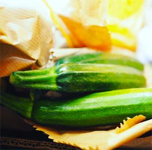 On a trouvé des courgettes sans gluten !! @eatyourveggies