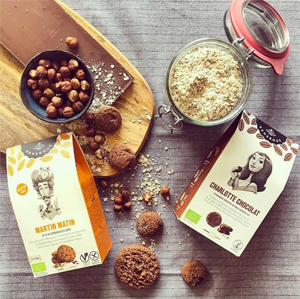Generous, le sans gluten venu de Belgique - Les biscuits Generous @lesdelicesdemargaux