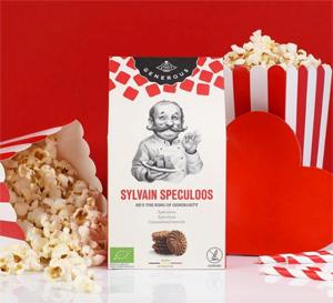 Generous, le sans gluten venu de Belgique - Sylvain Speculoos ©Organic Shop