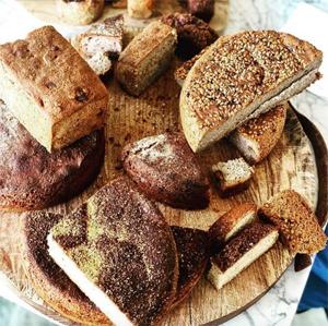 Le guide des boulangeries sans gluten en France ! ©Kom&Sal
