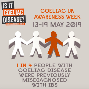 A la découverte de Coeliac UK ! ©Coeliac UK
