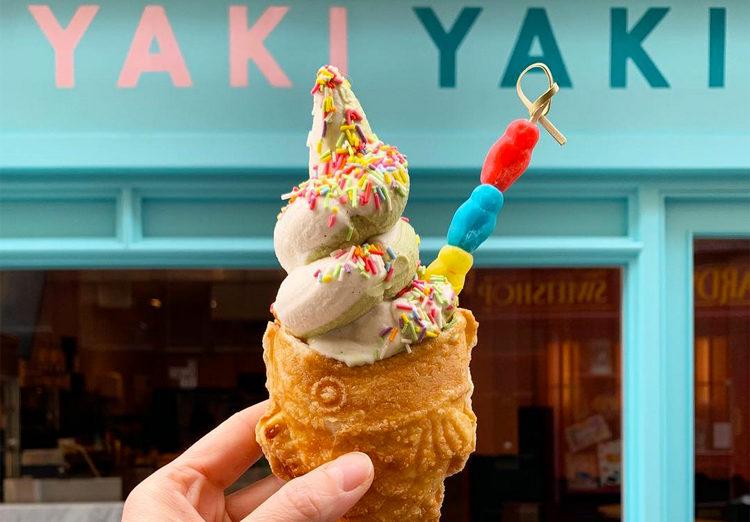 Yaki Yaki - sans gluten à Londres