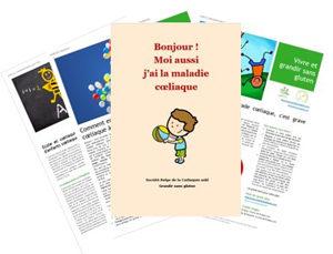 Le dossier rentrée de la ©Société Belge de la Cœliaquie
