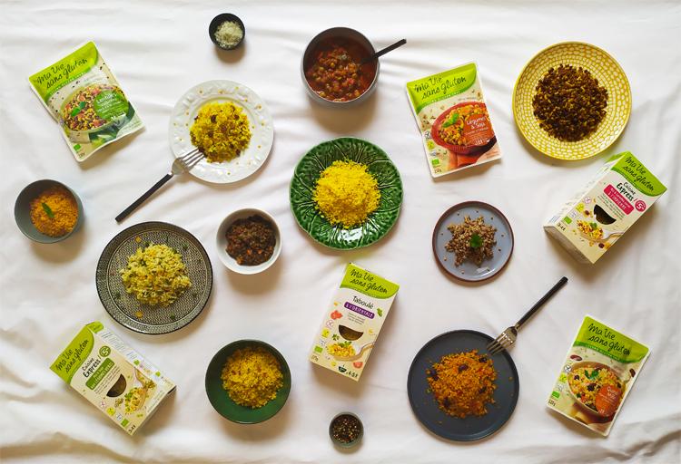 10 produits Ma Vie Sans Gluten qui sauvent quand on ne peut pas cuisiner ©Because Gus
