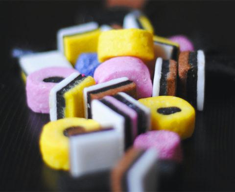 Des bonbons sans gluten pour petits et grands
