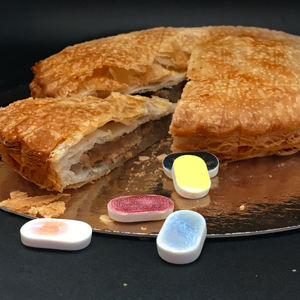 Où trouver une galette des rois sans gluten ?