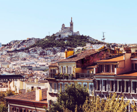 Où manger sans gluten à Marseille ? ©Florian Wehde