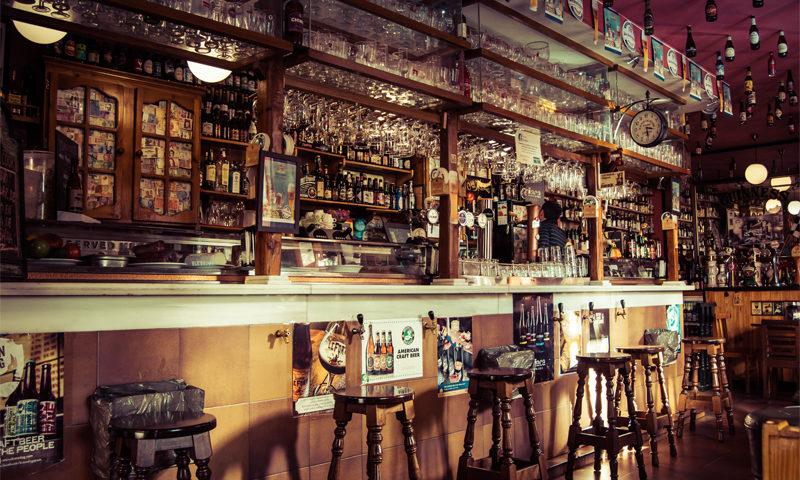 Le guide des bars qui servent des bières sans gluten ©Mary Rebecca Elliott