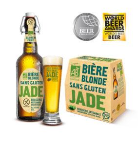 Et une bière sans gluten s'il vous plaît ! ©Brasserie Castelain