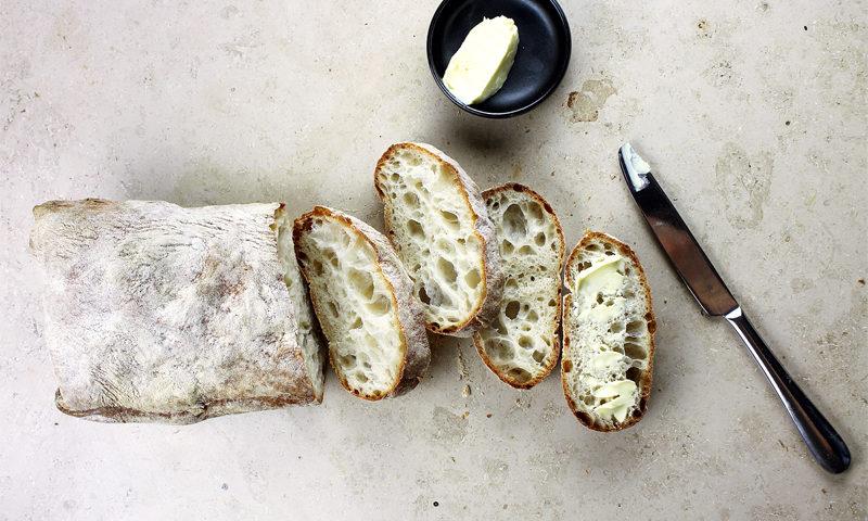 La recette du levain naturel sans gluten