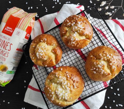 La recette du pain brioché sans gluten et sans lait ! ©Because Gus