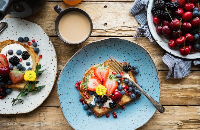 Petit-déjeuner sans gluten, on mange quoi ?