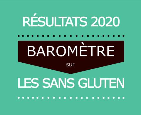 Que dit le baromètre sur les sans gluten en 2020 ©Because Gus