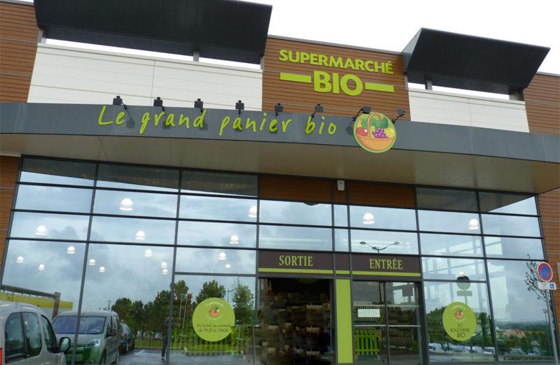 Le Grand Panier Bio - sans gluten à Mareuil-lès-Meaux