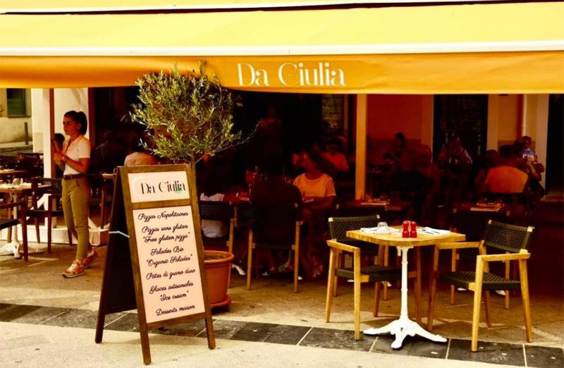Da Giulia - sans gluten à Nice
