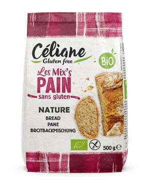 Le pain sans gluten avec le mix Céliane ©Céliane