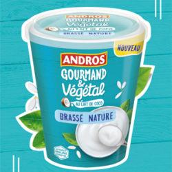 Avalanche de yaourts sans lactose !