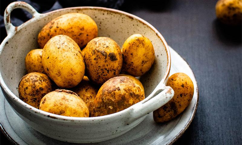 Y a-t-il du gluten dans la pomme de terre ?