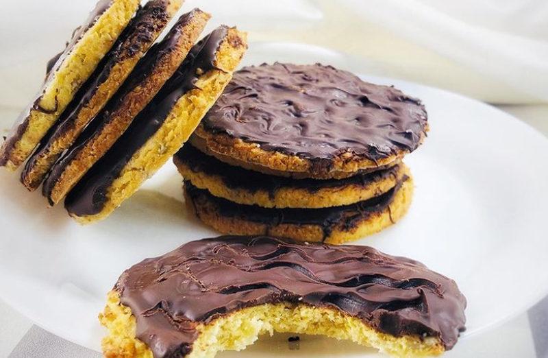 Les biscuits granola sans gluten de Carole !