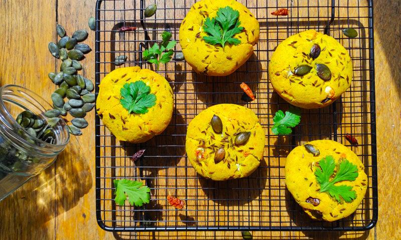 Cookies salés et sans gluten !