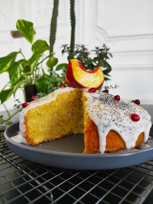 La recette du gâteau au yaourt sans gluten ni lait
