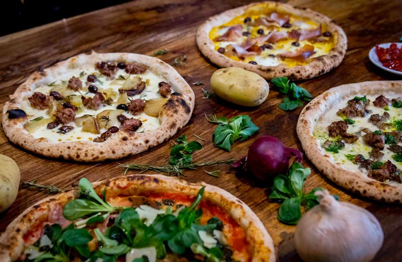 Pizza Mongelli - 100% sans gluten à Toulouse