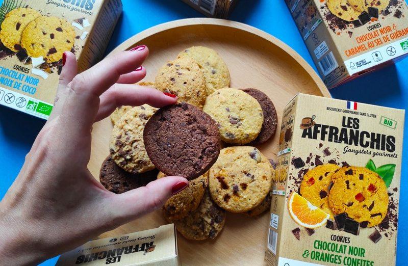 N'essayez pas de résister aux cookies des Affranchis Sans Gluten !